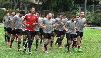ĐT Jordan gặp tổn thất nặng nề trước trận gặp tuyển Việt Nam