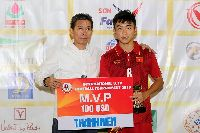 Trần Công Minh – Tài năng sáng giá của U19 Việt Nam