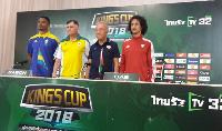 Dự đoán UAE vs Gabon, 16h30 ngày 25/3 - tranh hạng 3 King's Cup 2018
