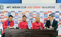 HLV Park Hang Seo quyết cùng ĐT Việt Nam vượt khó trước Jordan