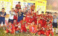 U19 Việt Nam nhận thưởng lớn sau khi giành chức vô địch U19 Quốc tế 2018