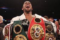 Video xem lại Boxing Anthony Joshua vs Joseph Parker