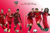 Lịch thi đấu bảng B World Cup 2018