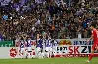 Video bóng đá vòng đấu bù V-League 2018: Hà Nội FC vs HAGL, TP HCM vs SLNA