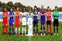 Bảng xếp hạng Bảng A, B Asian Cup nữ 2018 của ĐT Việt Nam