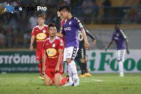 Kết quả đấu bù V-League 2018: Khánh Hòa 3-1 Thanh Hóa, Hà Nội FC 5-0 HAGL, TP HCM 0-2 SLNA