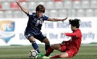 Video bàn thắng nữ Việt Nam vs nữ Nhật Bản (bảng B-Asian Cup 2018)