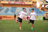 Hà Nội FC mất nguyên hàng thủ ở trận mở màn Cúp QG 2018