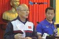 Tận mắt soi Viettel thi đấu, HLV Park Hang-seo buồn lòng với bộ đôi sao U23