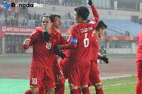 9 cầu thủ U23 Việt Nam nhận 1,8 tỷ đồng tiền thưởng sau giải châu Á