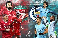 Lịch thi đấu bóng đá Cúp C1 châu Âu hôm nay 10/04: Man City vs Liverpool