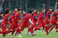 Lịch thi đấu bóng đá Asian Cup nữ 2018 (10/4): Nữ Việt Nam vs Nữ Úc