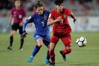 Lịch thi đấu bóng đá Asian Cup nữ hôm nay (12/4): Thái Lan vs Philippines