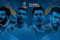 Danh sách 4 CLB vào bán kết C1: Real Madrid