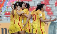 Video bàn thắng nữ Jordan 1-8 nữ Trung Quốc (Bảng A Asian Cup nữ 2018)