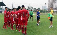 Lịch thi đấu Suwon JS Cup 2018 của U19 Việt Nam tại Hàn Quốc