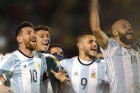 Thông tin lực lượng, đội hình ĐT Argentina tham dự World Cup 2018