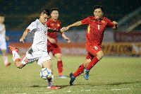 Video xem lại U19 Việt Nam vs U19 Mexico (Tứ hùng Suwon JS Cup 2018)