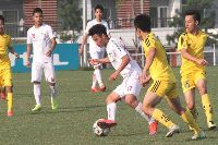 Kết quả vòng 2 Hạng nhất Quốc gia 2018: Đồng Tháp 2-0 Bình Định