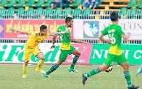 Video bàn thắng vòng 6 V-League 2018 mới nhất: FLC Thanh Hóa 1-1 XSKT Cần Thơ