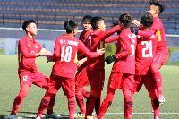 Kết quả U19 Việt Nam vs U19 Maroc (FT 1-1): Trận hòa quả cảm