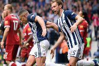 Kết quả West Brom 2-2 Liverpool: Đánh rơi 'Vàng', Liverpool coi như hết cơ hội bám đuổi MU