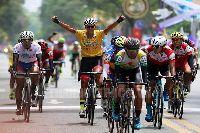 Trực tiếp đua xe đạp chặng 23 Cúp Truyền hình TP.HCM 2018 ngày 22/4