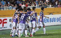 Bảng xếp hạng V-League 2018 sau vòng 6: Hà Nội FC vẫn trên đỉnh, Nam Định lâm nguy