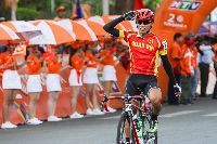 Trực tiếp chặng 25 đua xe đạp Cúp Truyền hình TP.HCM 2018