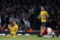 Xem lại video bàn thắng Arsenal vs Atletico Madrid