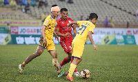 Sao U23 Việt Nam vụt sáng đưa SLNA vào tứ kết Cúp quốc gia 2018