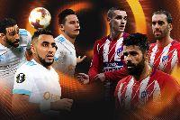 Lịch thi đấu chung kết C2 Europa League 2017/18: Marseille vs Ateltico Madrid