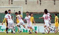Nam Định giành chiến thắng đầu tiên tại V-League 2018 như thế nào?