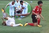 CHÍNH THỨC: VFF ra án phạt nặng với 'hung thần' khiến cựu sao U20 Việt Nam gãy chân