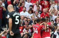 Lịch phát sóng trực tiếp đá bù Ngoại hạng Anh giữa tuần này (9/5 và 10/5): West Ham vs MU