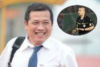 Bất chấp lệnh của VPF, phó ban trọng tài và con trai ông Mùi vẫn làm việc ở vòng 8 V-League