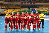 Xem lại video bàn thắng Futsal nữ Việt Nam vs Futsal nữ Iran