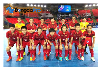 Kết quả Futsal nữ Việt Nam vs Futsal nữ Iran (FT 0-5): Bức tường đẳng cấp