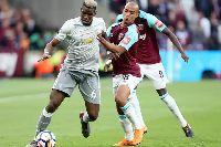 Xem lại Video bàn thắng West Ham vs MU: Chia điểm nhạt nhòa