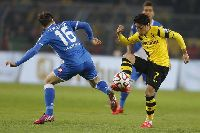 Nhận định bóng đá Hoffenheim vs Dortmund, 20h30 ngày 12/5