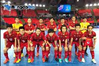 Kết quả Futsal nữ Việt Nam vs Futsal nữ Thái Lan (FT 0-0; pen 2-3): Ác mộng luân lưu