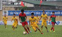 Bình Phước gây sốc ở Cúp Quốc gia khi ra sân với 2 thủ môn