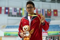Lâm Quang Nhật tuyên bố giải nghệ ở tuổi 21