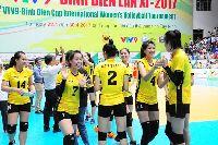 Trực tiếp bóng chuyền VTV Bình Điền 2018 hôm nay 16/5: VTV Bình Điền Long An vs Thông tin Lienvietpostbank