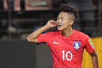 'Messi Hàn' Lee Seung-woo lọt danh sách sơ bộ ĐT Hàn Quốc dự World Cup 2018