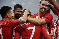 Kết quả Marseille 0-3 Atletico Madrid: Griezmann giúp Atletico vô địch Cúp C2 châu Âu 2017/18