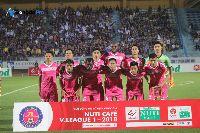 Lịch thi đấu bóng đá V.League 2018 hôm nay (18/5): Sài Gòn FC vs Sanna Khánh Hòa