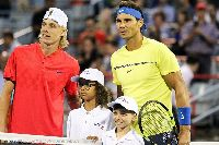 Trực tiếp tennis Nadal vs Shapovalov (vòng 3 Rome Masters 2018) ở đâu?