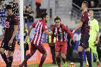 Nhận định bóng đá Atletico Madrid vs Eibar, 23h30 ngày 23/5