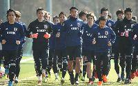 Nhật Bản chốt danh sách cầu thủ tham dự World Cup 2018: Kagawa song sát cùng Honda